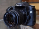 Canon Eos 40D /2x obj.