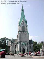Oddernes kirke i Kristiansand