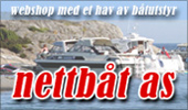 Nettbåt båtutstyr