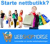 Webshop Norge
