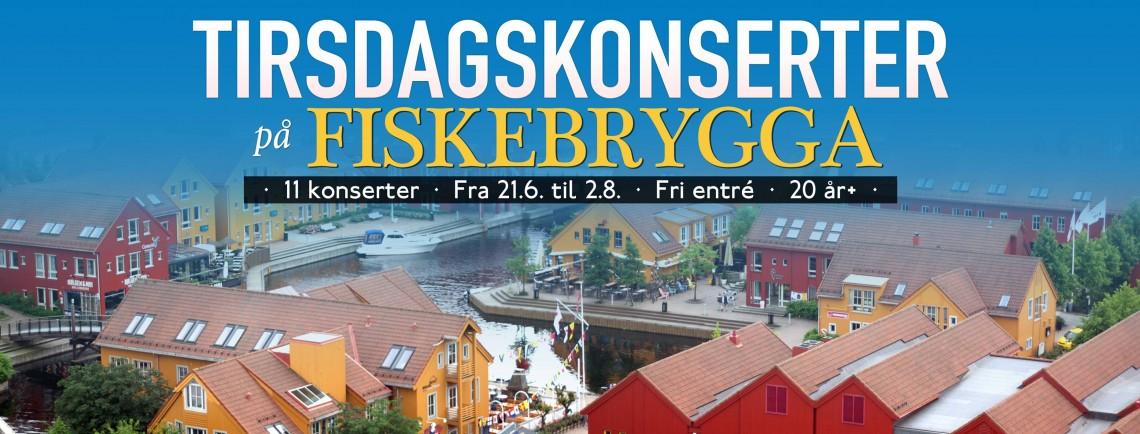 Tirsdagskonserter på Fiskebrygga