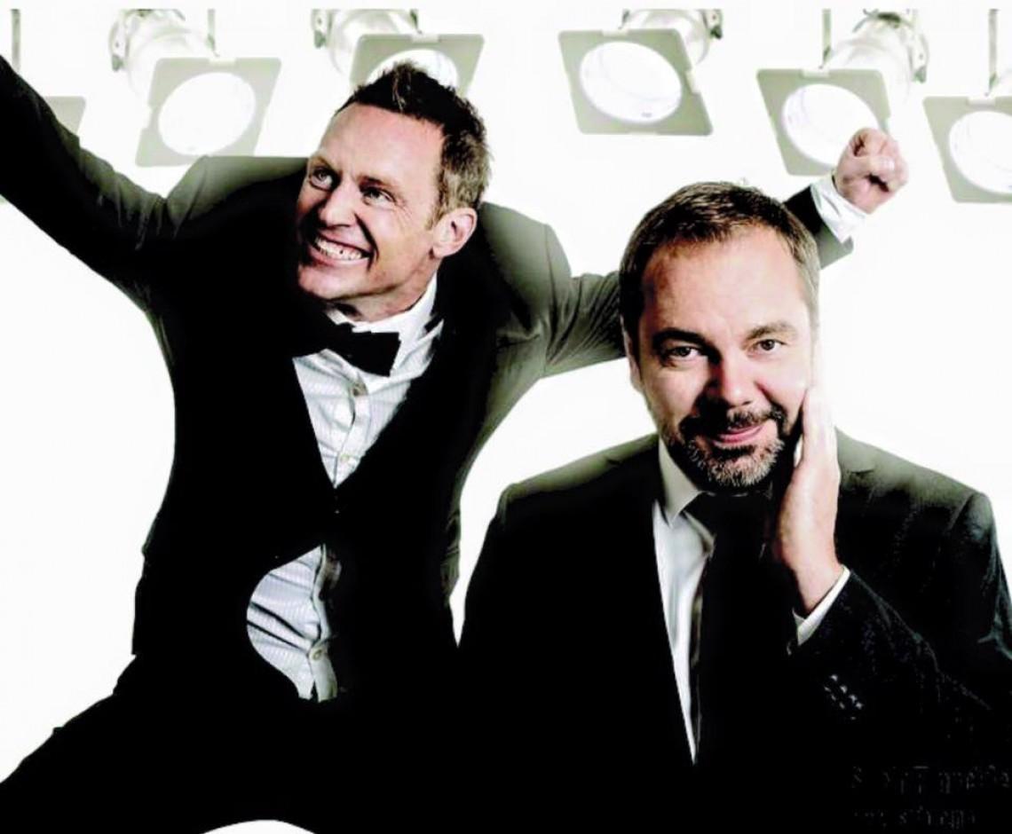 Gratiskonsert med Heine Gotland og Gisle Børge Styve