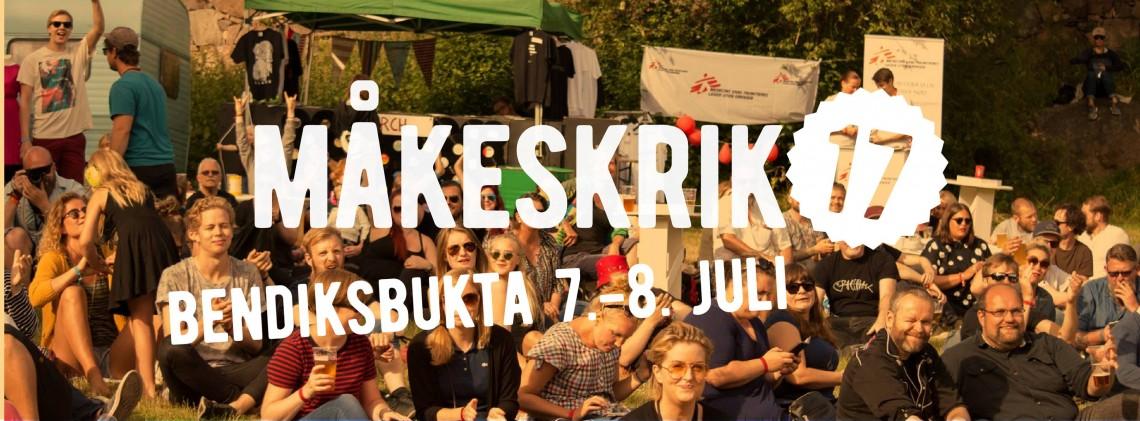 Måkeskrik Festivalen